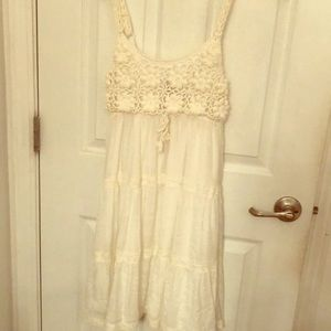 Dresses & Skirts - Crochet and lace summer dress